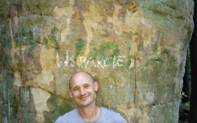 Z cyklu -moja stomia w życiu i na wakacjach – Andrzej – duch niespokojny